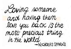 - Nicholas Sparks