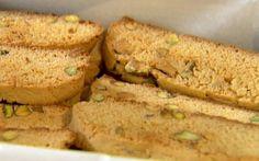about Biscotti on Pinterest   Pumpkin biscotti, Pistachio biscotti ...
