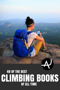 Best Climbing Books - Rock Climbing Tips for Beginners – Rock Climbing Workouts and Exercises to Improve Your Training – Bouldering and Climbing Articles Rock Climbing Training, Rock Climbing Workout, Rock Climbing Gear, Indoor Climbing, Ice Climbing, Alpine Climbing, Climbing Holds, Climbing Wall, Climbing Tattoo