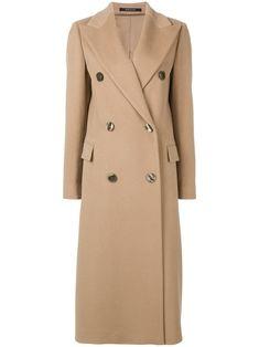 Tagliatore Long Wool Coat, Beige Coat, Classy, Jackets, Fashion, Down Jackets, Moda, Chic, Fashion Styles