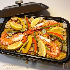 Paella, Ethnic Recipes, Food, Meals
