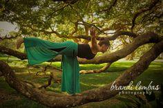 Yoga In the Oaks  Anita Rodriguez  www.bagheeraintegrativeyoga.com #bagheeraintegrativeyoga #yogaintheoaks #serenityhealthandbeautycenter #thibodaux #houma #louisiana #aerial #hot #yoga