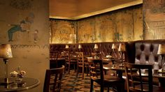 Bemelmans Bar (at the Carlyle Hotel)