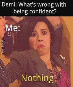 #ConfidentDemiLovato