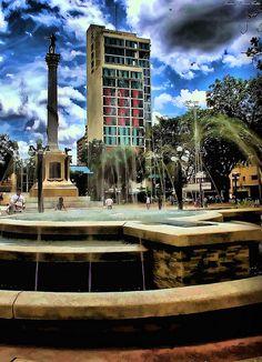 Plaza Bolivar de Valencia