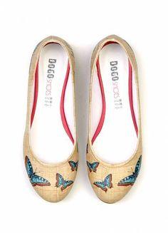 Dogo shoes La Vita e Bella. Love all their shoes!