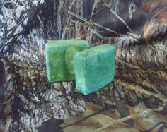 Pine scented hunting soap that's felted at https://www.etsy.com/listing/231594390/pine-scented-hunting-soap-felted