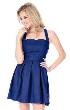 Revelry Charlotte Dress in navy from our Sweet Tea Collection. Mix and Match styles starting from $39 for group orders. We specialize in group orders - large or small - for sorority recruitment and bridesmaids. Order a sample box and try on at home! Find out more by visit www.shoprevelry.com!