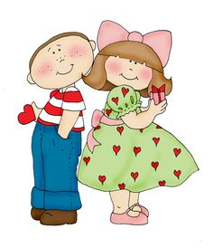 256 Best Valentine Clip Art Images On Pinterest Hearts