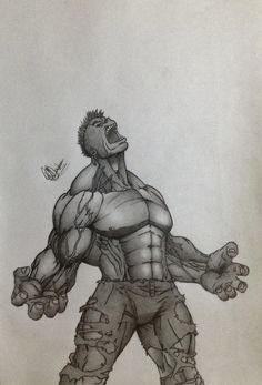 #Hulk #Fan #Art. (Hulk) By: Conzibar. (THE * 5 * STÅR * ÅWARD * OF: * AW YEAH, IT'S MAJOR ÅWESOMENESS!!!™) ÅÅÅ+
