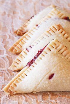Sarah Bakes Gluten Free Treats: gluten free vegan raspberry hand pies {Teacher and Neighbor Gift Ideas}