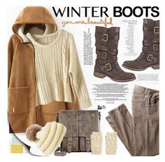 """""""Awesome Winter Boots"""" by katjuncica ❤ liked on Polyvore featuring maurices, Patricia Nash, Dena, Accessorize, By Terry and winterboots"""
