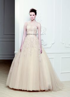 Wedding Dress Photos - Find the perfect wedding dress pictures and wedding gown photos at WeddingWire. Browse through thousands of photos of wedding dresses. Gold Wedding Gowns, Wedding Dresses Photos, Wedding Dress Sizes, Used Wedding Dresses, Cheap Wedding Dress, Bridal Dresses, Prom Dresses, Lace Wedding, Lace Dresses