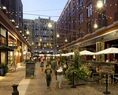Bethesda Row is Bethesda's center of food, shopping and culture and is just blocks from our Bethesda facility.