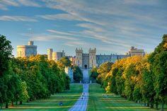 Windsor Castle, England; World's Coolest Castles