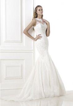 https://flic.kr/p/BfFixg | Trouwjurken | Trouwjurken vintage, Moderne Trouwjurken, Korte trouwjurken, Avondjurken, Wedding Dress, Wedding Dresses | www.popo-shoes.nl
