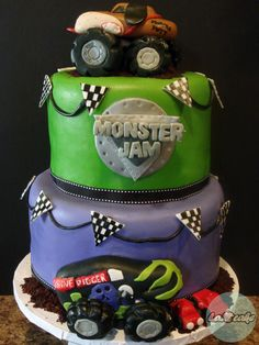 Cake ~ Love this one! So would Dom.