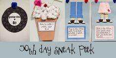 the 50th day of school