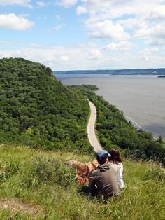 The Great River Road is perfect for a great Wisconsin road trip