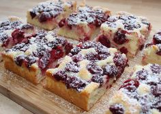 Fruit Recipes, Sweet Recipes, Dessert Recipes, Cooking Recipes, Hungarian Desserts, Hungarian Recipes, Baking Muffins, Croatian Recipes, Sweet Cookies