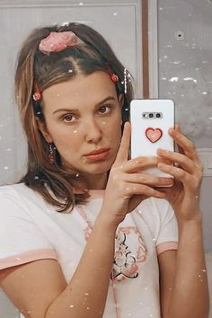 Millie Bobby Brown Practically Stepped Off the Set of Clueless With Her Latest Hairstyle