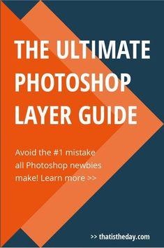 The #1 mistake people make when working with Photoshop is, not using layers. This is your ultimate guide to use Photoshop layers like a pro for your design projects