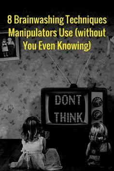 Sexual brainwashing techniques