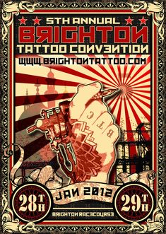 Brighton Tattoo Convention 2012