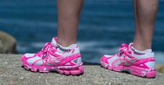 Asics Breast Cancer Awareness Pack 2014 #essentialesse