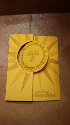 Ray of Sunshine Stamp Set from Stampin' Up!
