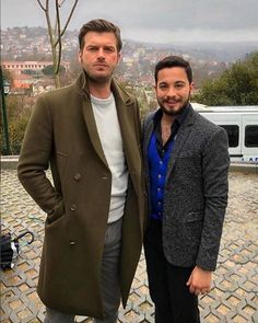 Turkish Men, Turkish Actors, Double Breasted Suit, Suit Jacket, Suits, Jackets, Fans, Twitter, Movies