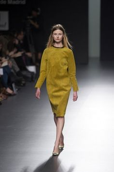 Martin Lamothe has launched their new collection during Mercedes Benz Madrid Fashion Week.