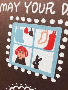 eto's illustrations - 39! 展 吉祥寺にじ画廊にて