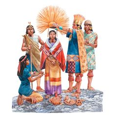 Inca rituals and beliefs