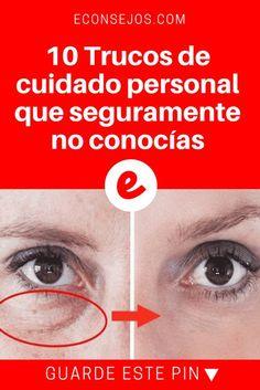 Cuidado personal en español | 10 Trucos de cuidado personal que seguramente no conocías | ¡Lo voy a imprimir!