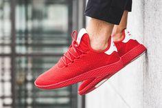 Adidas Pharrell Williams PW Tennis Hu Scarlet Red