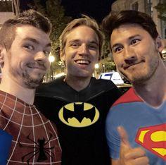 Halloween youtubers Markiplier