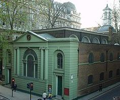 St Botolph's without Aldersgate, London