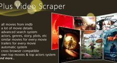 Plus Video Scrapper - Free Graphics, Free WordPress Themes & Scripts app
