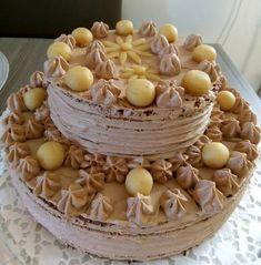 Birthday Wishes Cake, Mini Foods, Nutella, Chocolate, Breakfast, Morning Coffee, Chocolates, Brown, Party Snacks