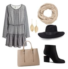 """""""Untitled #34"""" by anusharao on Polyvore featuring H&M, Alexander Wang, maurices, Rebecca Minkoff, MANGO and Lulu*s"""