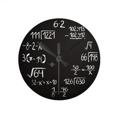 ==> reviews          Geek Math Wall Clock           Geek Math Wall Clock lowest price for you. In addition you can compare price with another store and read helpful reviews. BuyDeals          Geek Math Wall Clock lowest price Fast Shipping and save your money Now!!...Cleck Hot Deals >>> http://www.zazzle.com/geek_math_wall_clock-256980414287476614?rf=238627982471231924&zbar=1&tc=terrest