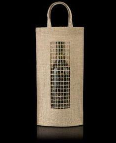 El modelo Vancouver es una bolsa para botella de gran calidad y acabado. Sin lugar a duda es un envase de lujo con el que transmitir una imagen de calidad.