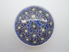 Vintage Murano millefiori glass paperweight. £30.00, via Etsy.