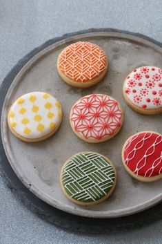 Japanese Cookies, Japanese Sweets, Sugar Cookie Frosting, Royal Icing Cookies, Cake Decorating Tips, Cookie Decorating, Dessert Kawaii, Bolacha Cookies, Fall Cookies