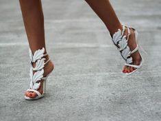 Kanye West for Giuseppe Zanotti Grecian white heels shoes Ballet Shoes, Dance Shoes, Giuseppe Zanotti Shoes, Zanotti Heels, Giuseppe Heels, White Heels, Strappy Heels, Stiletto Heels, Hot Shoes
