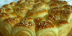 Home - Domaci Recept Pogaca Recipe, Kiflice Recipe, Bulgarian Recipes, Croatian Recipes, No Cook Desserts, Dessert Recipes, Bakery Recipes, Cooking Recipes, Macedonian Food