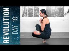 Revolution - Day 18 - Balancing Practice - YouTube
