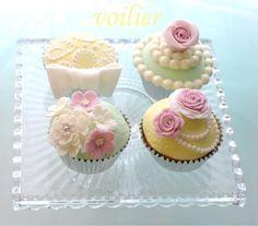 vintage denim の画像|voilier(ヴォワリエ)九州福岡市アイシングクッキー、ポップケーキ、カップケーキ教室
