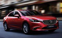 Mazda 6 facelift - Mazda 6 gets new look for 2015